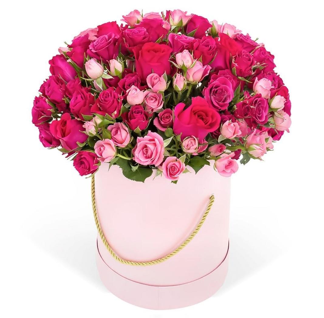 Бесплатная доставка цветов во владимире
