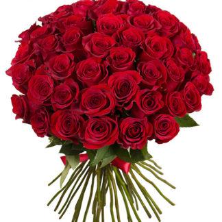 RedNaomi 51 букет из роз красного цвета