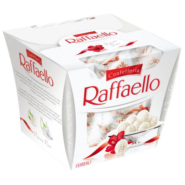 Коробка конфет raffaello